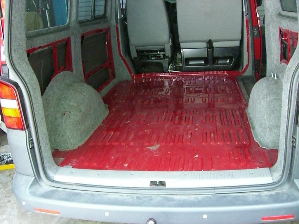 переделка сидений фольксваген транспортер